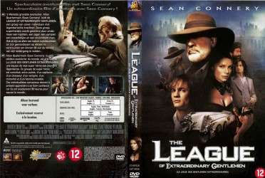 69 The League Of Extraordinary Gentlemen 2003