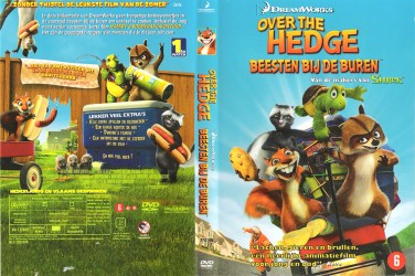 633 Over The Hedge 2006