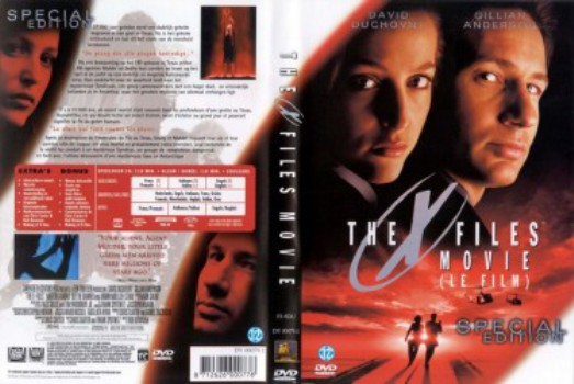 4 The X Files 1998
