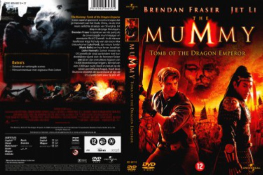 911 The Mummy Tomb Of The Dragon Emperor 2008